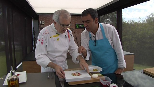 Ciencia en la cocina: ensalada de atún, cebolleta y pseudochile