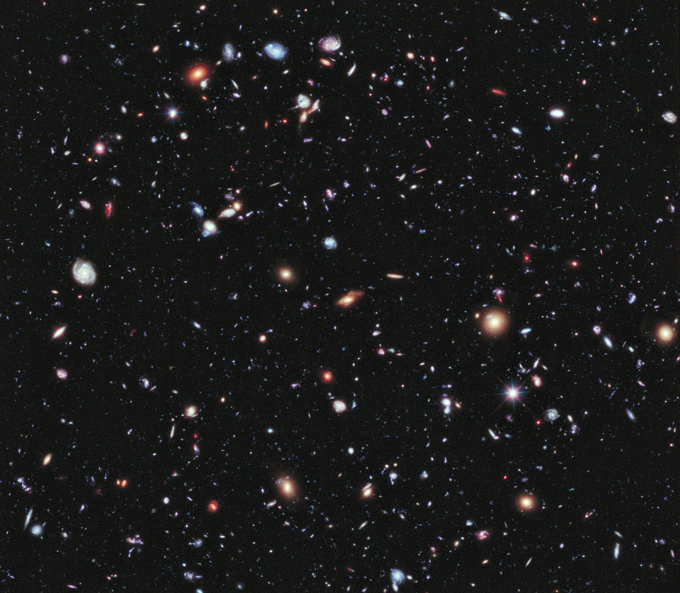 De la edad y tamaño del universo