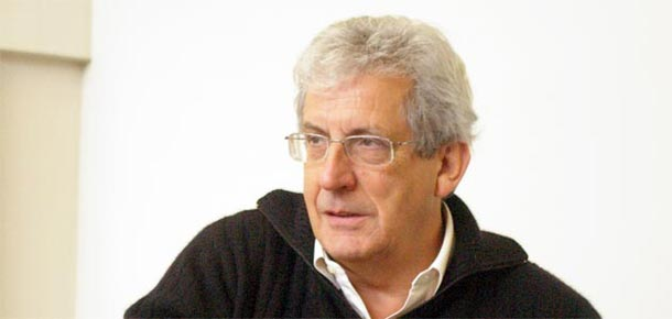 """""""El arte de lo resoluble"""", entrevista a P M Etxenike"""