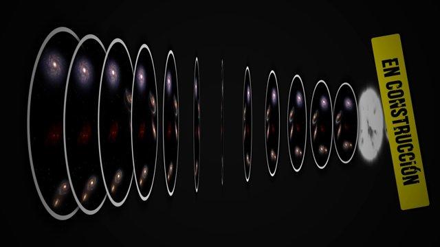 Ciencia Express: el Big bang