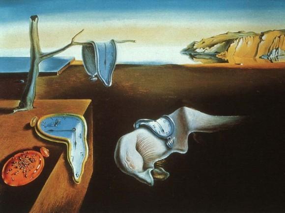 """""""La persistencia de la memoria"""" – Salvador Dalí"""