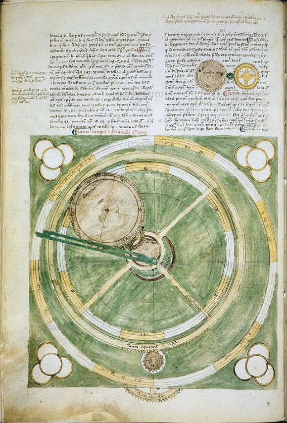 Tractatus astrarii. Descripción de la esfera de Venus