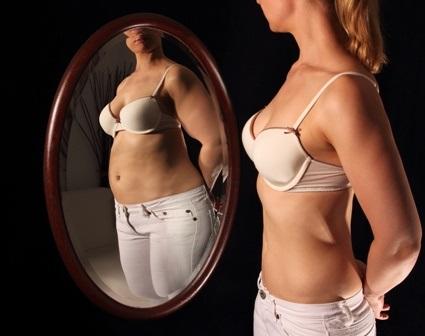 La percepción del propio peso es peor en las chicas que en los chicos
