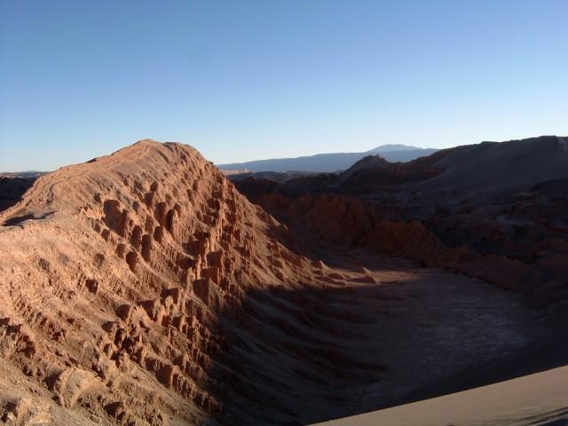 El valle de la Luna en el desierto de Atacama (Chile). Tú no lo ves, pero está todo cubierto de agua. | Wikimedia Commons / Chile1853
