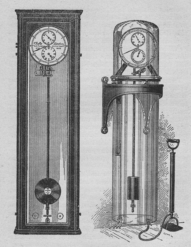 Reloj de Riefler