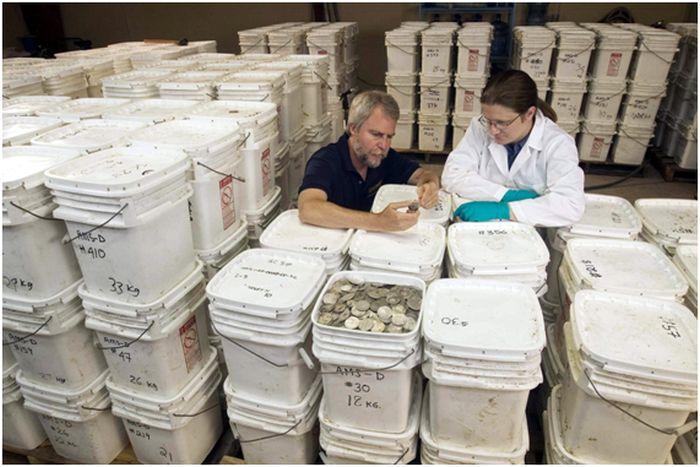 Trucos, juicios y fraudes por un tesoro submarino