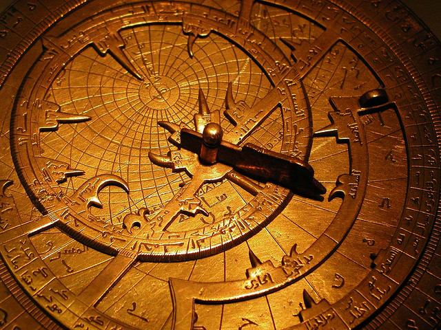 El astrolabio, el universo en tus manos