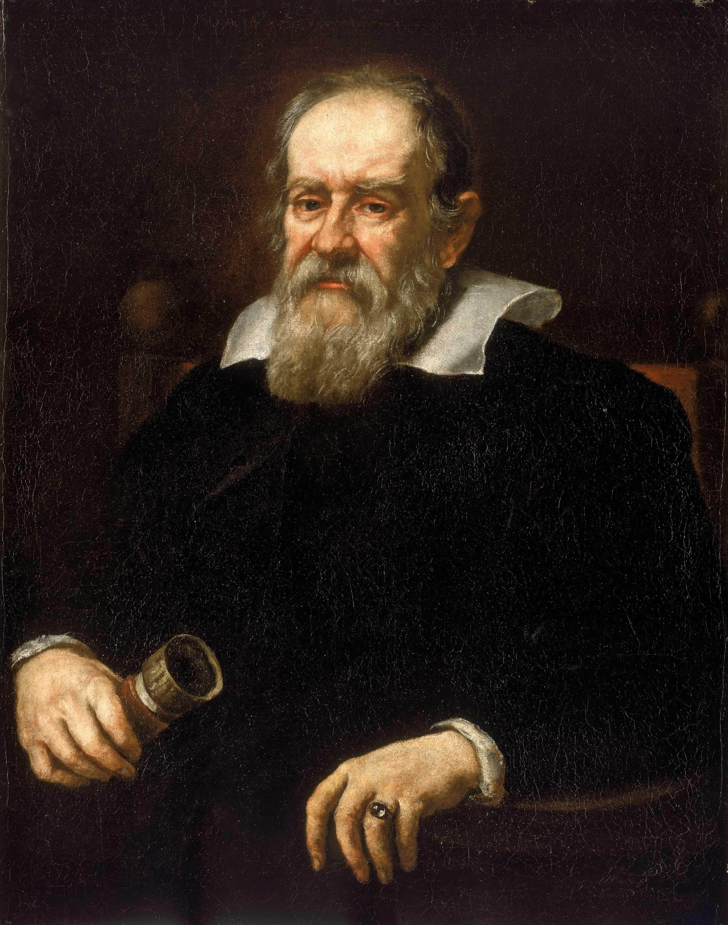 Galileo (I): el personaje