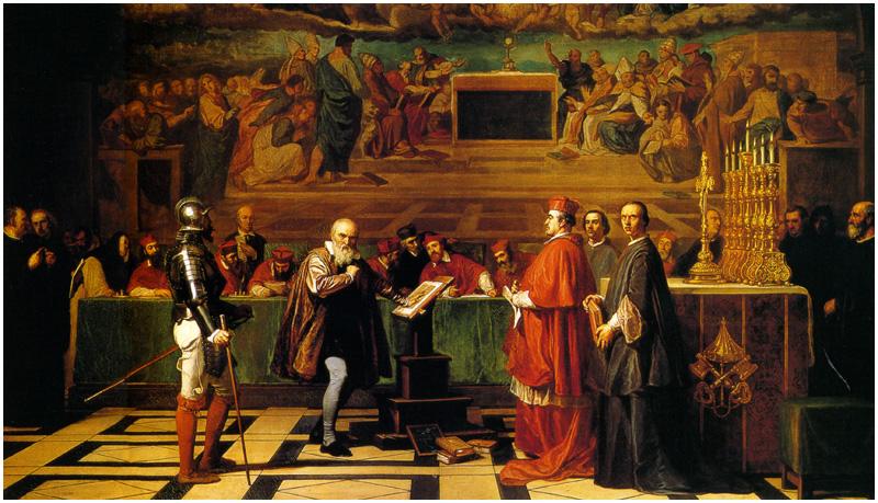 Galileo (III): el conflicto con la Iglesia