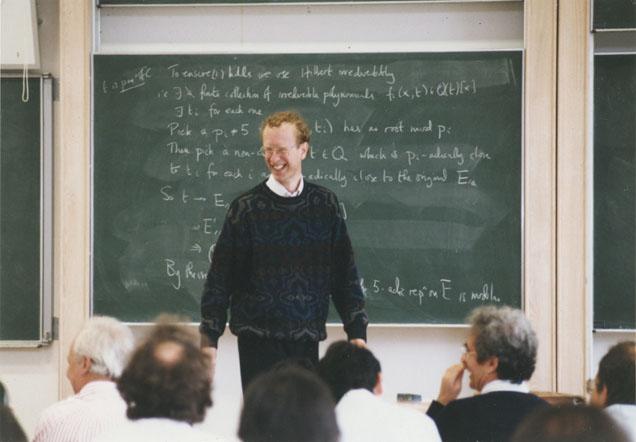 Los institutos Isaac Newton y Oberwolfach, dos curiosas instituciones de investigación matemática