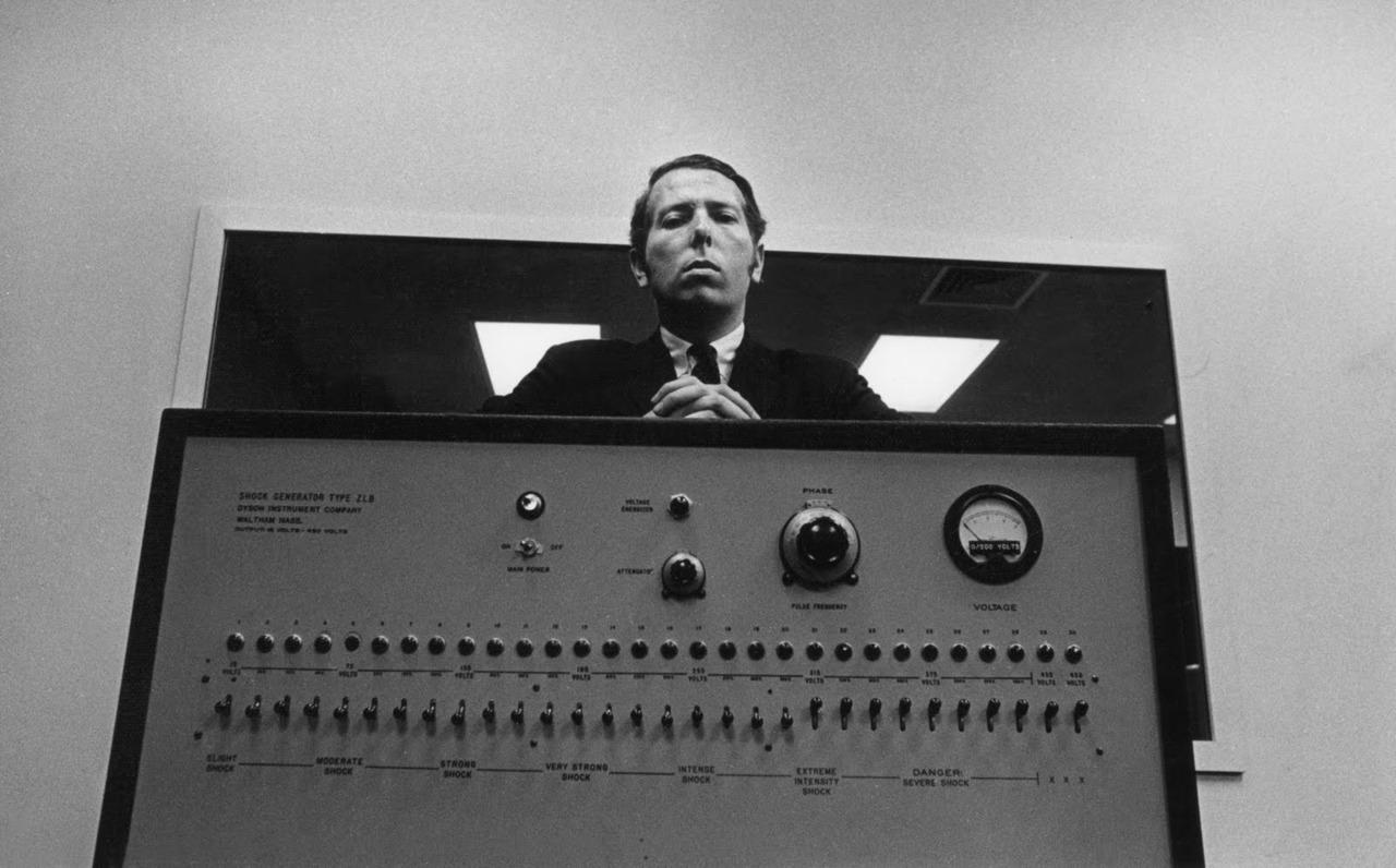 El caso de Stanley Milgram
