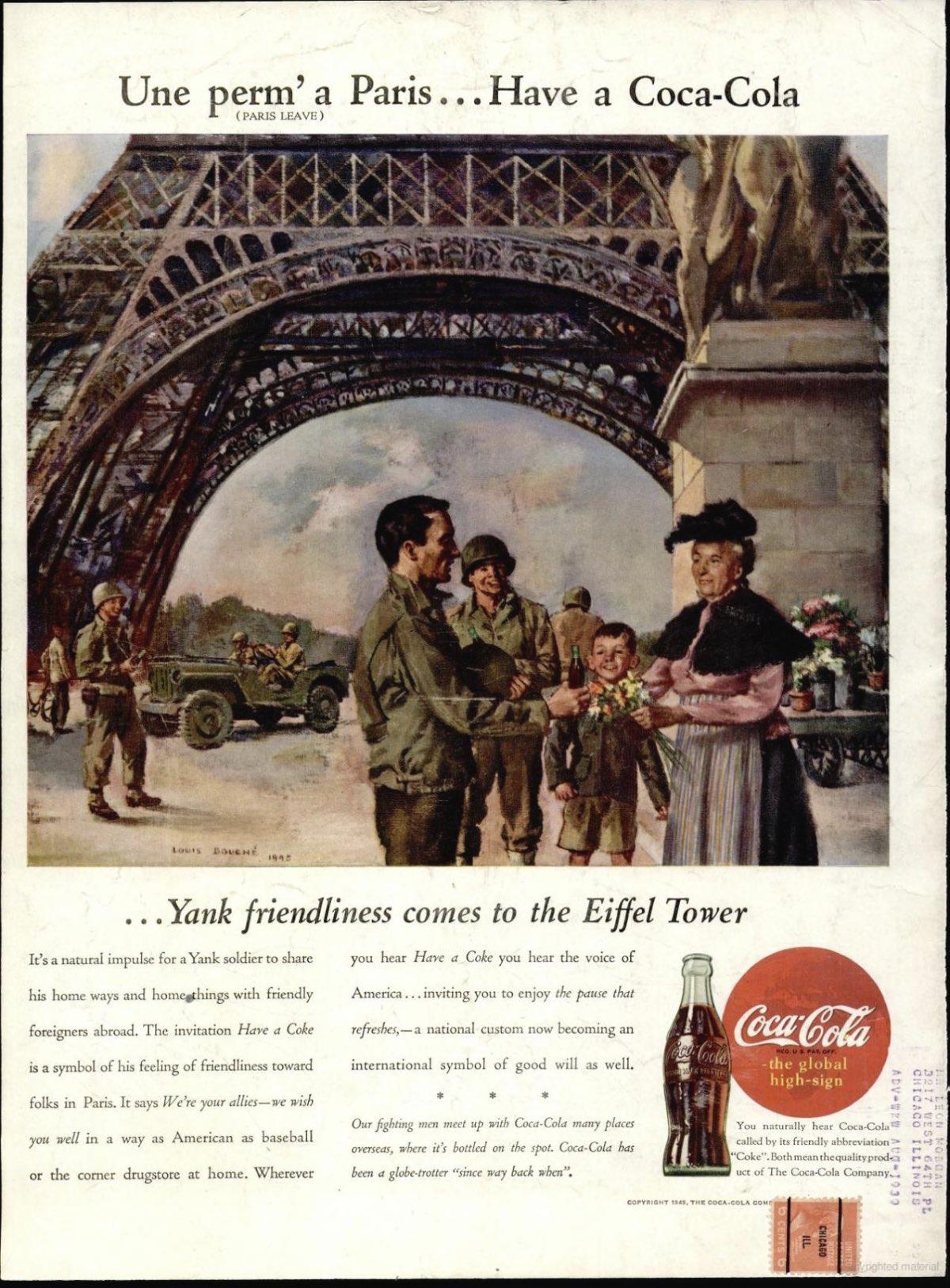 La posguerra que nos hizo