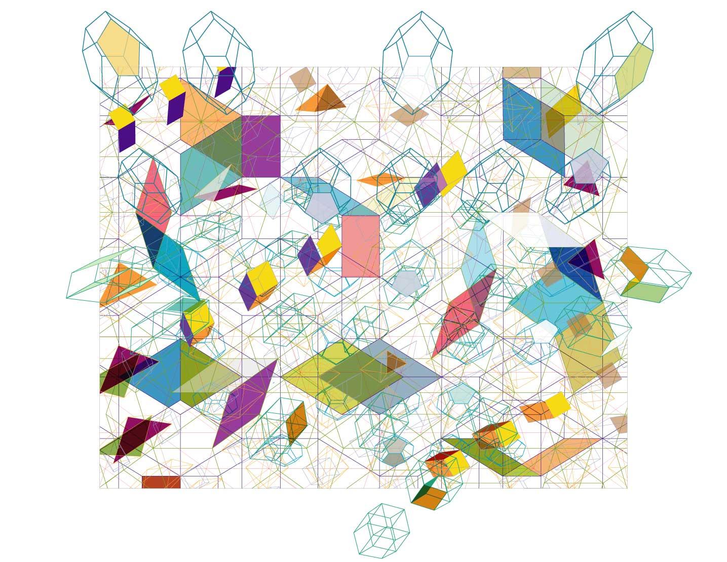 Hipercubo, visualizando la cuarta dimensión — Cuaderno de Cultura ...