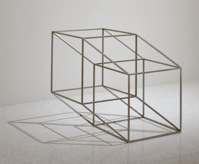 Hyper-Cube (1967), Peter Foraski