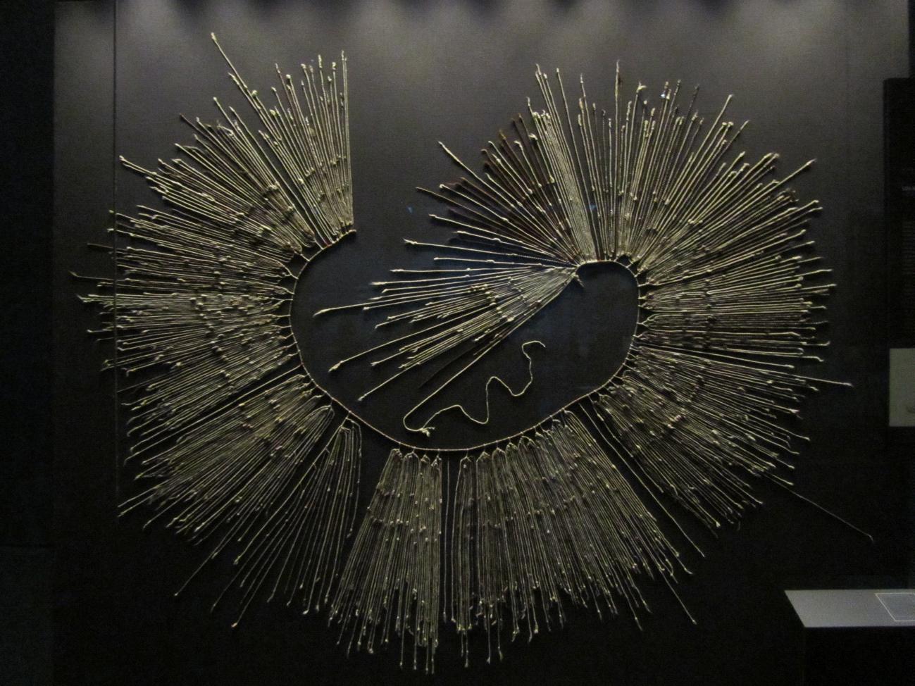 El quipu: ¿algo más que un registro numérico?