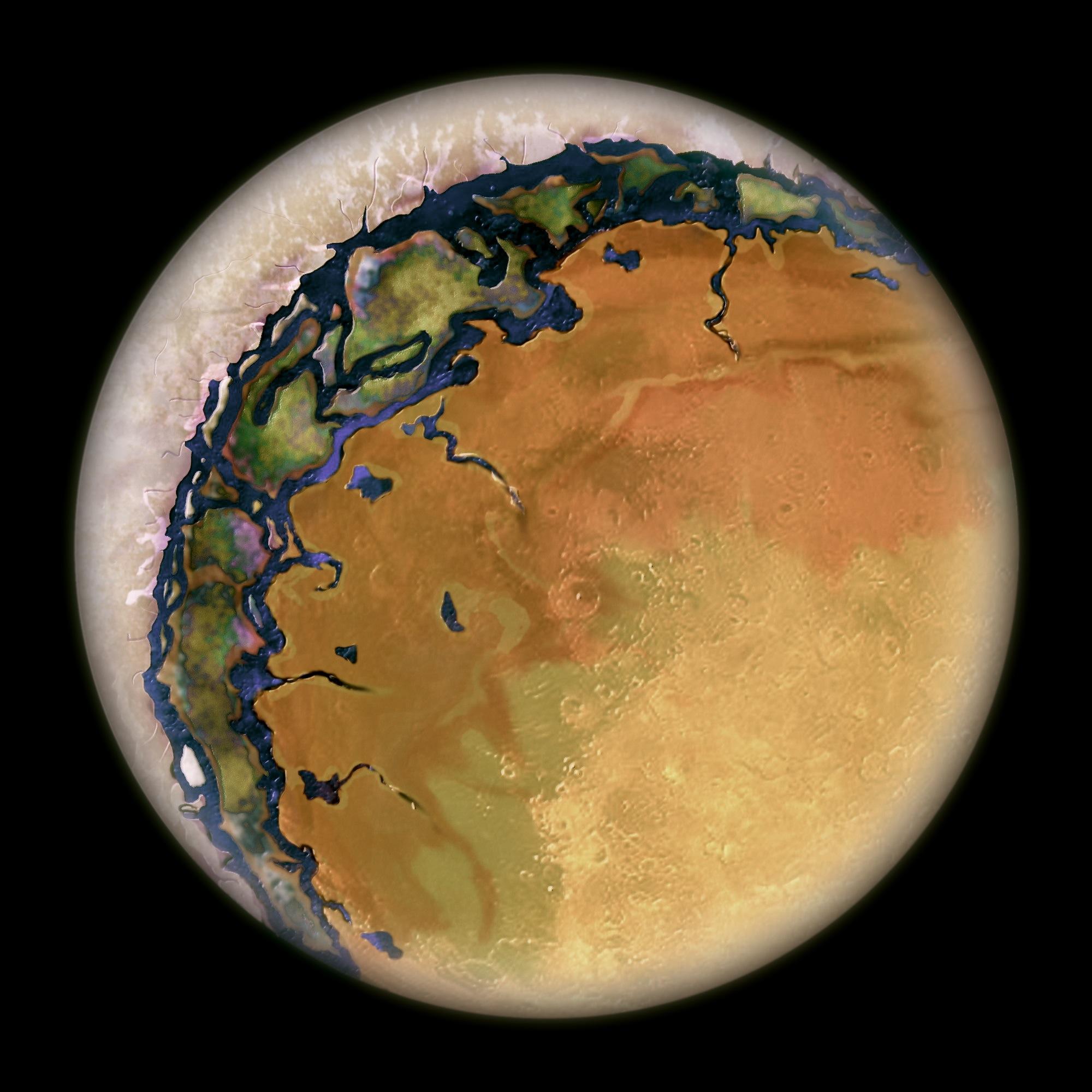 La habitabilidad de las exotierras alrededor de estrellas enanas rojas