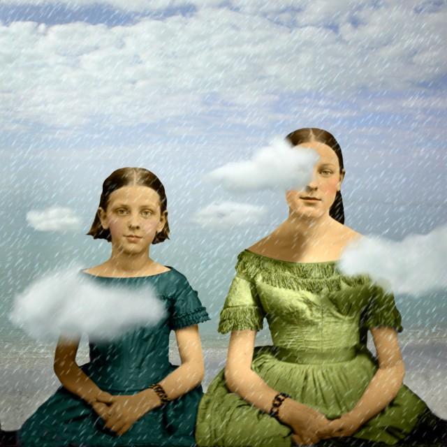 Cloud Sisters (2001), de Maggie Taylor