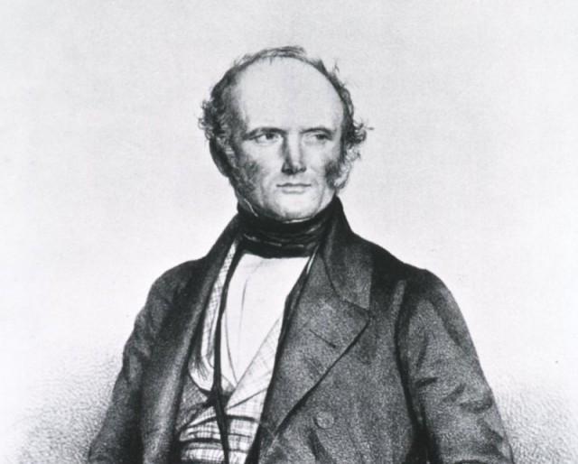 El geólogo Charles Lyell
