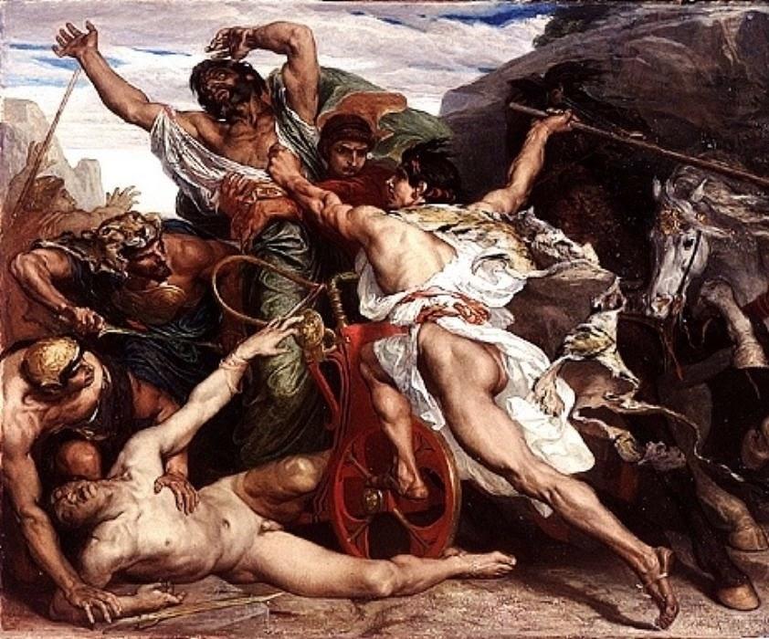 Mitología, educación y violencia adolescente