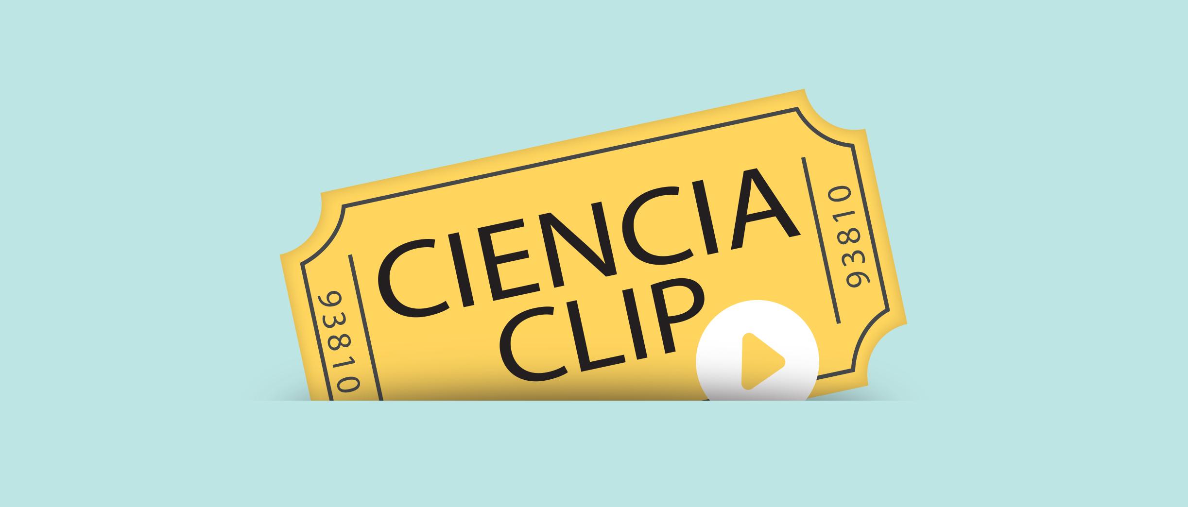 Ciencia Clip: un concurso de vídeos de ciencia para jóvenes estudiantes