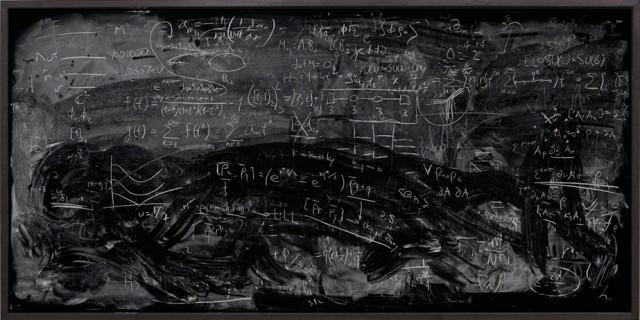 """[A1,A2] = S"" (2012), fotografía de la serie Momentum, del fotógrafo Alejandro Guijarro"