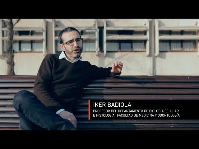 Ciencia en primera persona: Iker Badiola