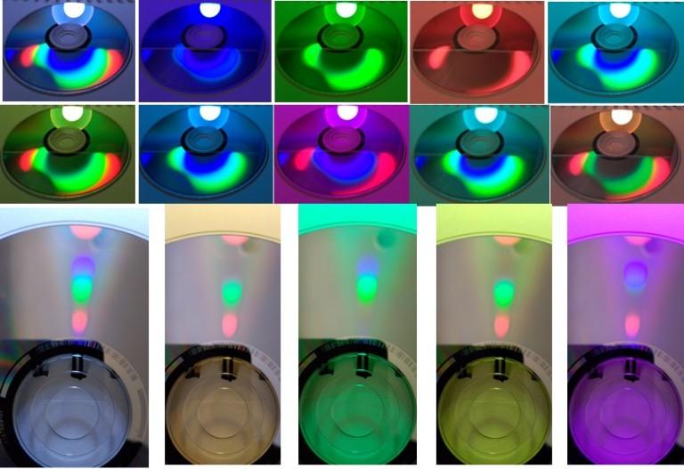 La bombilla de colores (y el método científico)