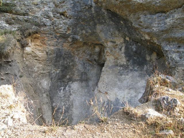 10.000 años de uso humano del abrigo de Atxoste