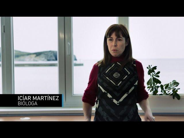 Ciencia en primera persona: Icíar Martínez