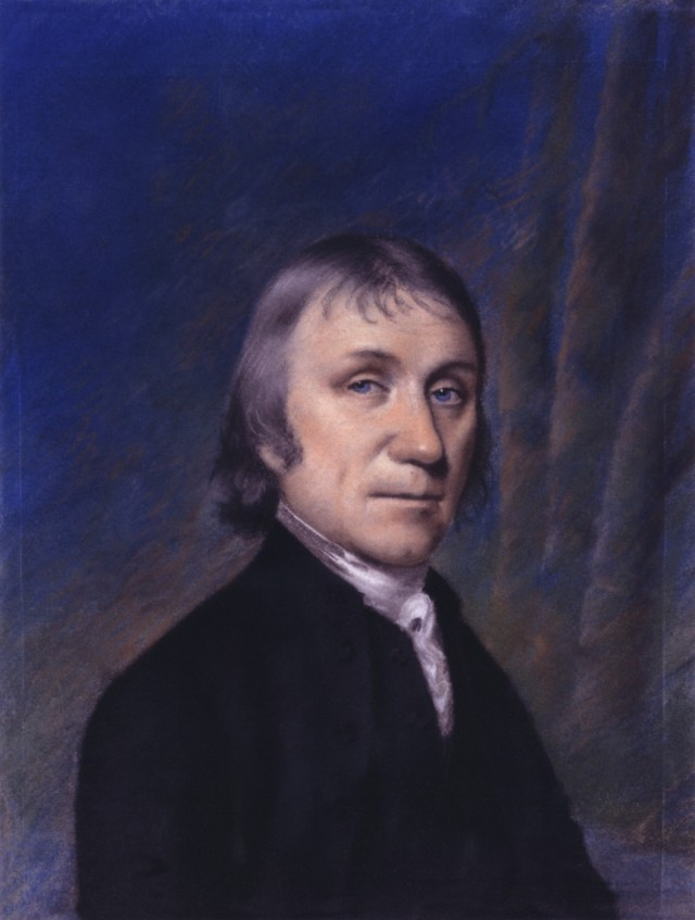 Joseph Priestley (1733 - 1804)