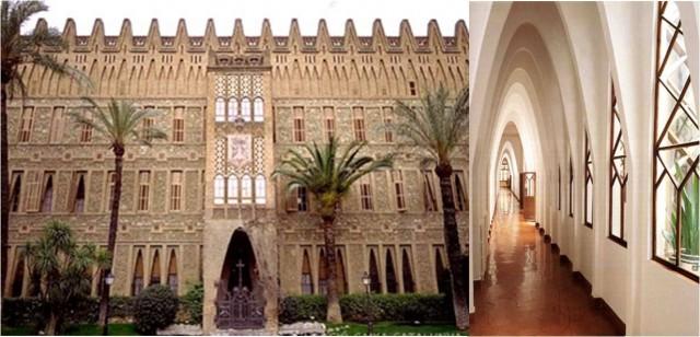 Colegio de las Teresianas (1889), Antoni Gaudí