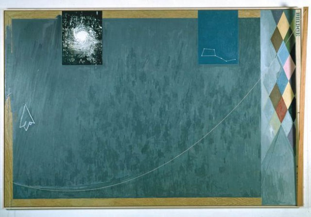 Bridge (1997), Jasper Johns