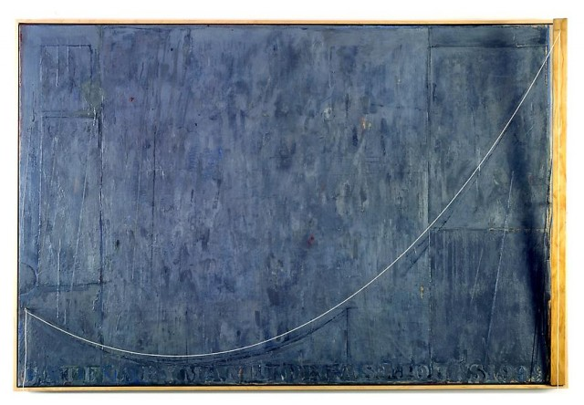 Catenary (Manet-Degas) (1999), Jasper Johns