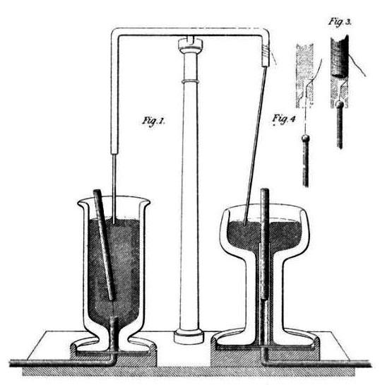 El rotor electro-magnético de Faraday