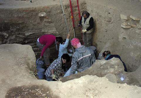 Rediles para ganado de unos 5.000 años de antigüedad en Álava