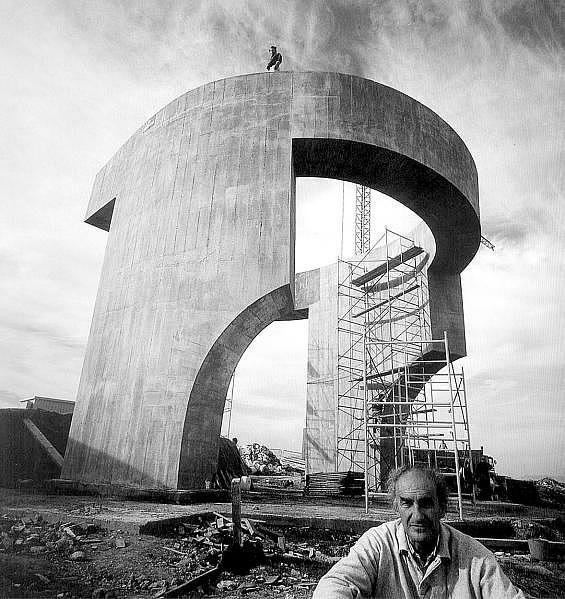 El Elogio del Horizonte de Chillida, un encuentro entre ciencia y arte