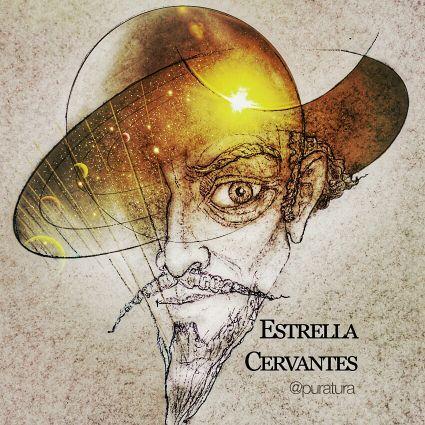 #Naukas15 Fantasía en la divulgación: una estrella para Cervantes