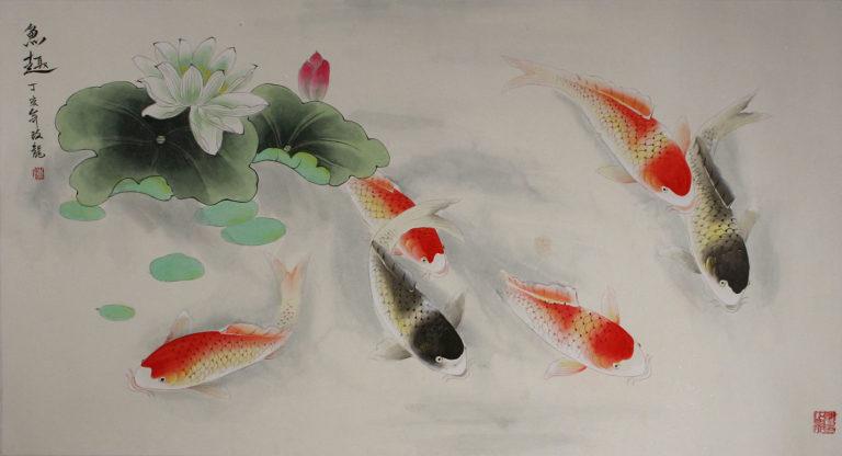 La topología modifica la trayectoria de los peces