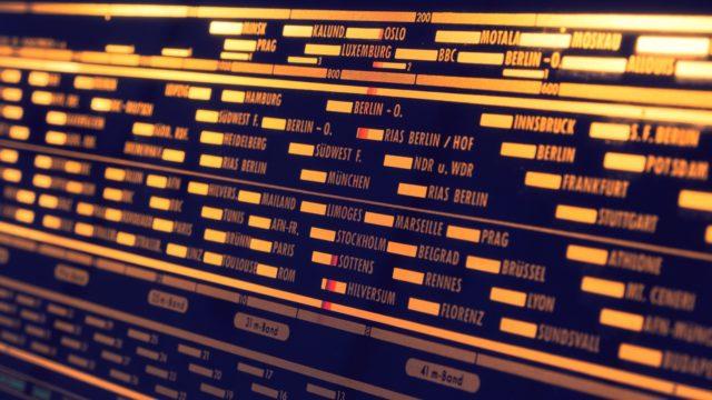 ondas de radio