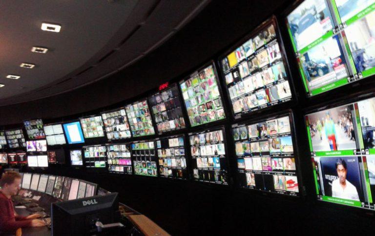 Televisión y radar