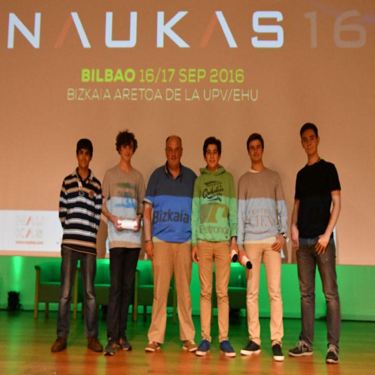 Vídeo ganador del premio especial del jurado de Ciencia Clip: «Nanotecnología»