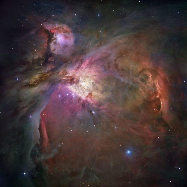 M42. Nebulosa de Orión.