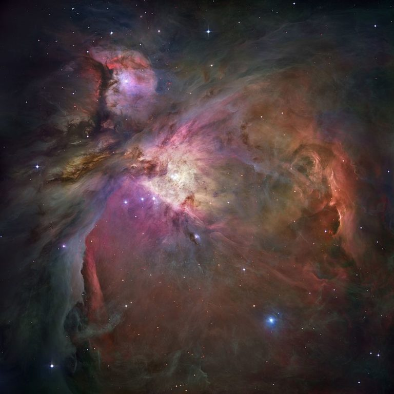 La descripción pendular de las nebulosas