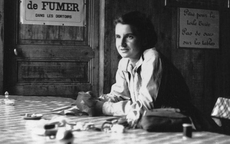 #Naukas15 Rosalind Franklin sin la parte del ADN
