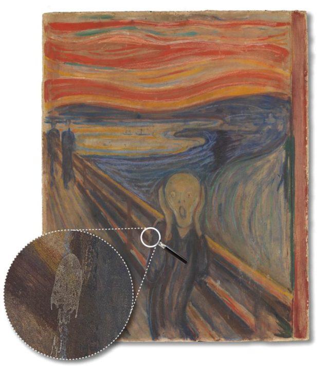 Figura 1. El grito (91x73,5 cm) de Munch (1893)