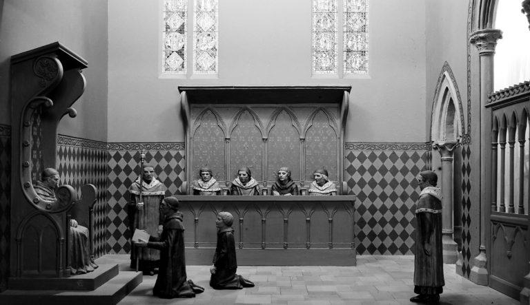 El franciscano alquimista (1)