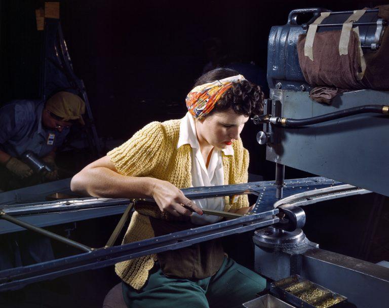La gestión de la salud y seguridad en el trabajo de las mujeres