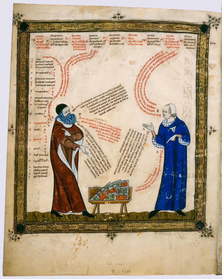 Llull no fue alquimista