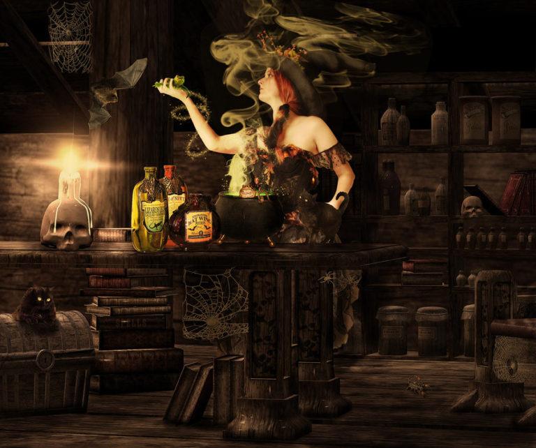 #Naukas16 El poder de las brujas
