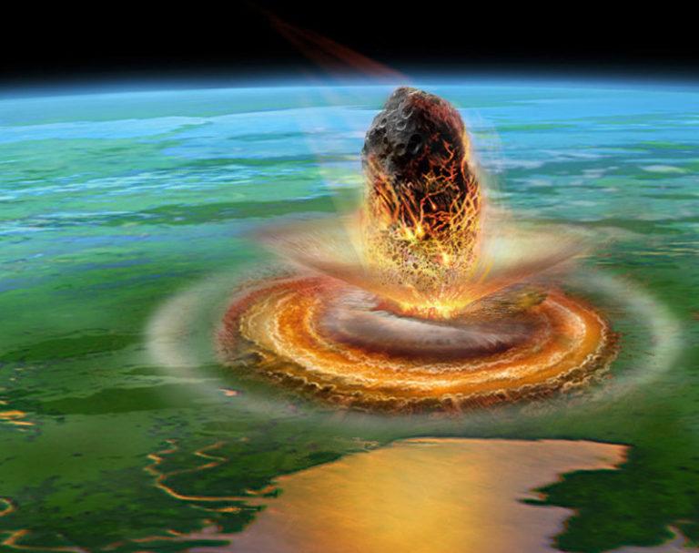 Los meteoritos ya no son lo que eran desde hace 466 millones de años